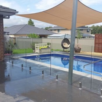 All Hours Glass - Glass Pool Fencing