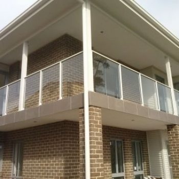 All Hours Glass - Glass Balustrade