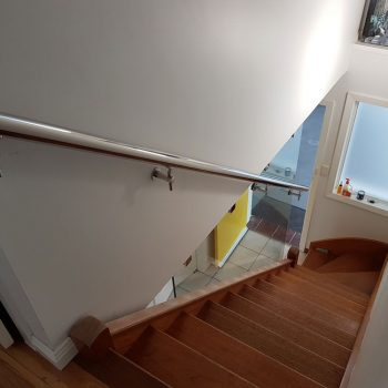 Glass Balustrading - All Hours Glass