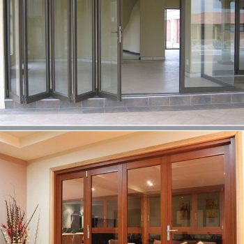 Bi-Fold Doors - All Hours Glass