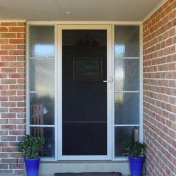 Security Screen Doors - All Hours Glass