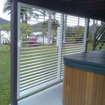 Shutters and Privacy Screens - All Hours Glass