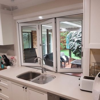 Bi-fold window - All Hours Glass